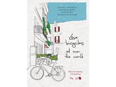 Альбом для рисования №1 School Bicycle А4 32 листа 695637