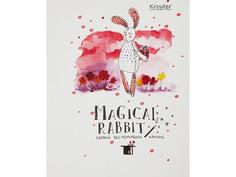 Тетрадь Kroyter Магический кролик A5 48 листов 437676