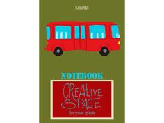Тетрадь Kroyter Креатив А5 48 листов 420071