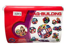 Конструктор Mag-Building MG014 202 магнита