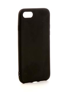 Аксессуар Чехол Neypo Soft Matte Silicone для APPLE iPhone 8/7 Black NST0260