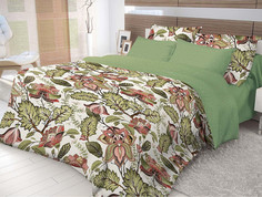 Постельное белье Волшебная Ночь Этно Nuts Комплект 1.5 спальный Ранфорс 716335