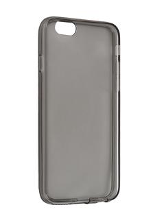 Аксессуар Чехол Cojess Silicone 0.8mm для APPLE iPhone 6 / 6s Grey