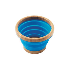 Миска Outwell Collaps Bamboo Bowl M Blue 650356