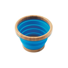 Миска Outwell Collaps Bamboo Bowl L Blue 650358
