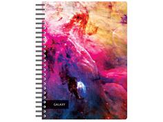 Бизнес-тетрадь Attache Selection Space Galaxy A5 120 листов White 487290