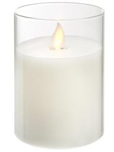 Светодиодная свеча Star Trading LED M-Twinkle White 063-18