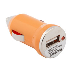 Зарядное устройство Liberty Project 1xUSB Orange SM000130
