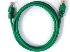 Сетевой кабель Irbis UTP Cat.5e 1m IRB-U5E-1-GN