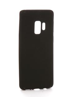Аксессуар Чехол Samsung Galaxy S9 Zibelino Soft Matte Black ZSM-SAM-S9-BLK