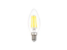 Лампочка Ambrella Filament 60W LED C37-F 6W E14 4200K