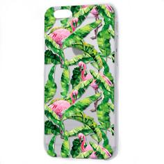 Аксессуар Чехол iPapai Флора Тропики Silicone для APPLE iPhone 5/5S 120508_5