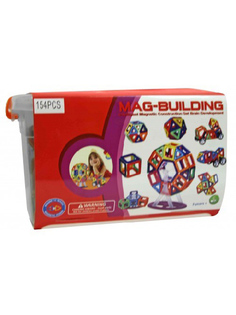 Конструктор Mag-Building MG016 154 магнитов