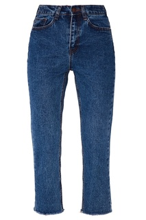 Синие джинсы с «вареным» эффектом D.O.T.127