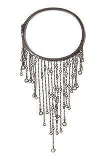 Браслет с бахромой из цепочек Dzhanelli Jewellery