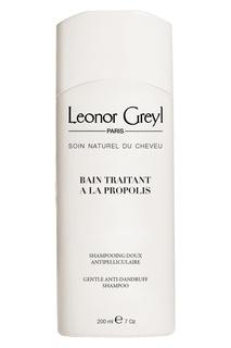 Ванна-шампунь с прополисом от перхоти для мужчин, 200 ml Leonor Greyl