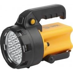 Фонарь-прожектор эра pa-602 омега 19xled, литий 3ач, зу 220v+12v б0031033