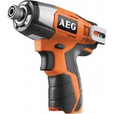 Аккумуляторный гайковерт aeg bss12c-0 4935446702