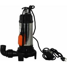 Дренажно-канализационный насос с режущим ножом wwq nb-2200n