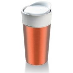 Термокружка asobu thermo steel 0.4 л, медная cs14 metaliic-copper