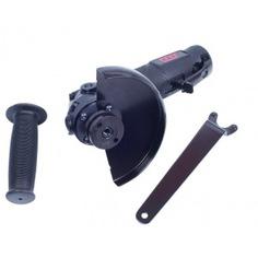 Пневматическая угловая шлифовальная машина (ушм) с рычажным выключателем mighty seven qb-7115