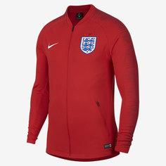 Мужская футбольная куртка England Anthem Nike
