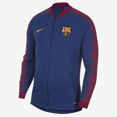 Мужская футбольная куртка FC Barcelona Anthem Nike