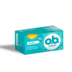 Тампоны O.B. ORIGINAL Normal 32 шт