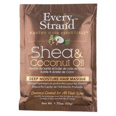 Маска для волос EVERY STRAND с кокосовым маслом и маслом ши 50 г