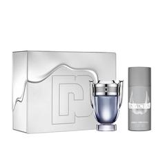 Набор подарочный мужской PACO RABANNE INVICTUS туалетная вода 100 мл, дезодорант-спрей 150 мл