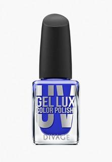Гель-лак для ногтей Divage Uv Gel Lux № 16