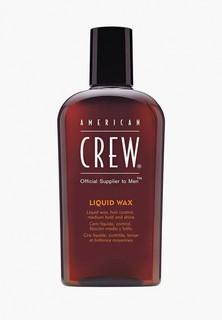 Воск для укладки American Crew Жидкий Жидкий