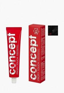 Краска для волос Concept Стойкая. Permanent color 1.0, 60 мл