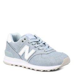 Кроссовки NEW BALANCE WL574 голубой