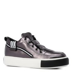 Кеды NURIA 009-2 фиолетово-серый