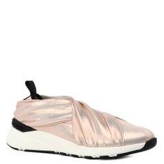 Кроссовки CASADEI 2J004K020 золотисто-розовый