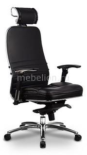 Кресло для руководителя Samurai KL-3 Метта