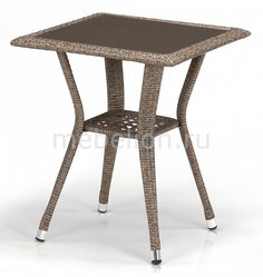 Стол обеденный T25-W56-50x50 Light brown Afina