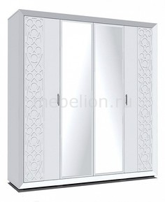 Шкаф платяной Адель НМ 014.69 Silva