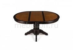 Стол обеденный 4260 STP темный орех/венге Tetchair