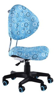Стул компьютерный SST5 Blue Fun Desk