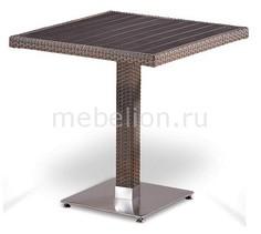 Стол обеденный T502DG-W1289-70х70 Pale Afina