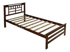 Кровать односпальная 6161К кантри Петроторг