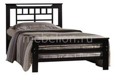 Кровать односпальная 6162Т капучино Петроторг