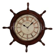 Настенные часы (66 см) Штурвал 8069 Петроторг