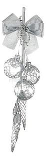 Елочная игрушка (40 см) Хрусталик 860-327