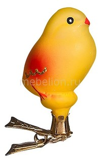 Елочная игрушка (6 см) Цыпленок 860-141