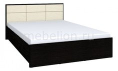 Кровать полутораспальная Амели 1.1 М Глазов Мебель