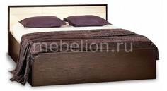 Кровать полутораспальная Амели 1М Глазов Мебель