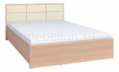 Кровать двуспальная Амели Люкс Д Глазов Мебель